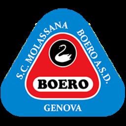 Molassana Boero logo