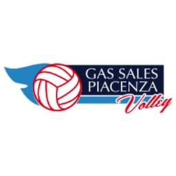 Gas Sales Bluenergy Volley Piacenza logo