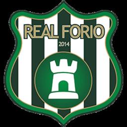 Real Forio logo