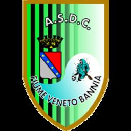 Comunale Fiume Veneto Bannia logo