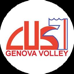 Cus Genova logo
