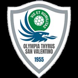 Olympia Thyrus San Valentino logo