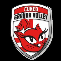 Cuneo Granda Volley logo