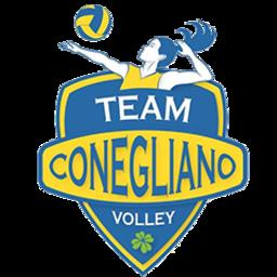 Team Conegliano Volley logo