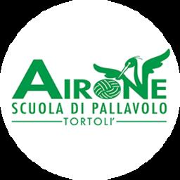 Airone Tortoli logo