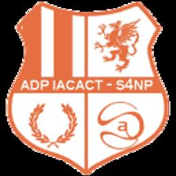 Iacact Perugia logo