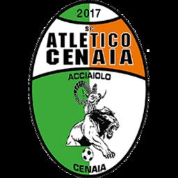 Atletico Cenaia logo