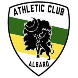 Athletic Albaro logo