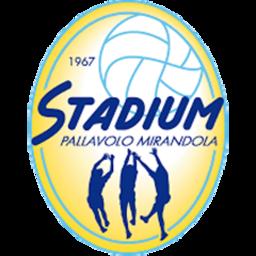 Stadium Mirandola Modena logo