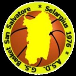 Basket San Salvatore Selargius logo