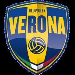 BluVolley Verona logo