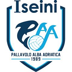 Alba Adriatica Volley logo